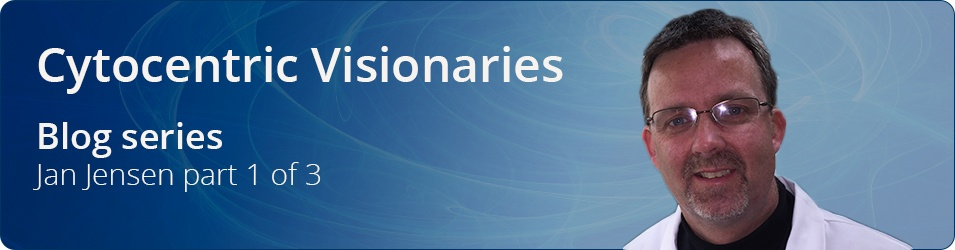 Cytocentric Visionaries Jan Jensen p1