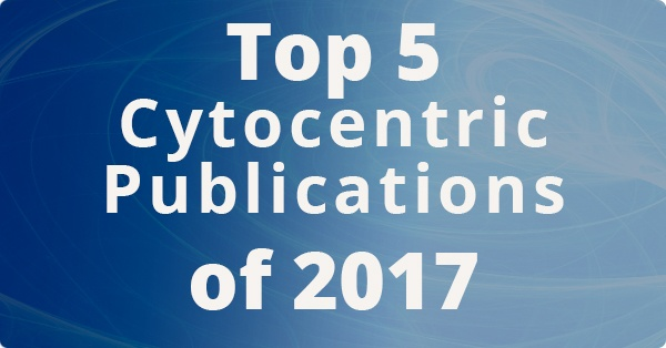 Top 5 Cytocentric Publications of 2017