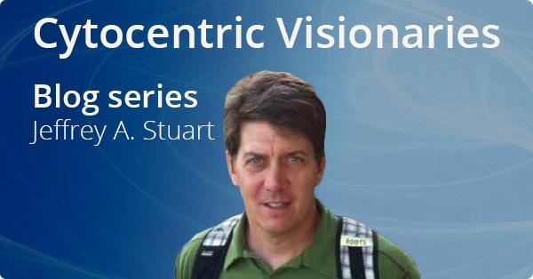 Cytocentric Visionary Jeffrey A Stuart