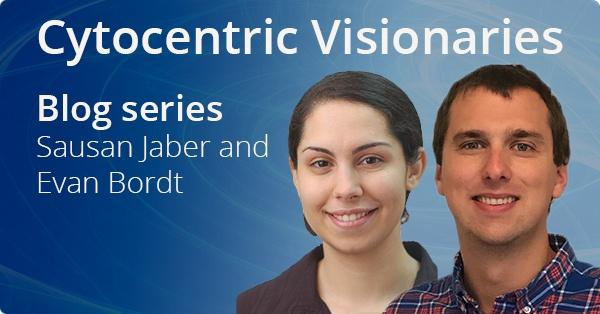 Cytocentric Visionaries Sausan Jaber and Evan Bordt