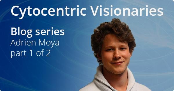 Cytocentric Visionaries: Adrien Moya p1